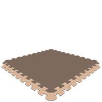 Brown/Tan Economy Reversible SoftFloors