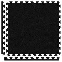 Black Premium SoftCarpets