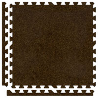 Brown Premium SoftCarpets