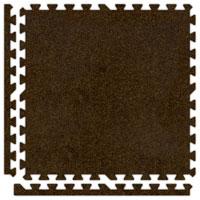 Brown Premium SoftCarpets