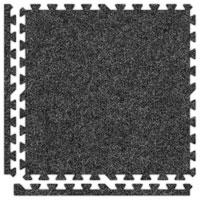 Dark Grey Premium SoftCarpets