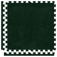 Emerald Green Premium SoftCarpets