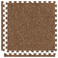 Light Brown Premium SoftCarpets