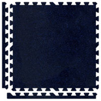 Navy Blue Premium SoftCarpets