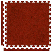 Red Premium SoftCarpets