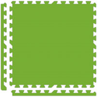 Lime Green Premium SoftFloors