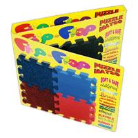 Flip-Flop Puzzle Mats Sample Folder Samples