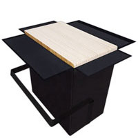 """10' x 10' Carrying SoftCases<br/>holds 25 SoftWoods<br/>and when full measures<br />26"""" x 26"""" x 17""""@35 lbs Shipping Cases"""