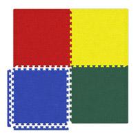 RYBG (assorted 4 pack) Play & Learn Sets<br>Soft & Safe Sets<br>Alphabet & Number Sets