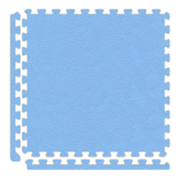 Baby Blue & Ivory SoftTouch