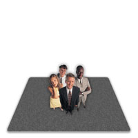 Economy SoftCarpets</br>Light Grey Trade Shows<br>Exhibits & Events