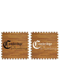 Digitally Printed SoftWoods Trade Shows<br>Exhibits & Events