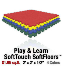 Alessco SoftBaby SoftTouch SoftFloors