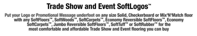Alessco Trade Show Flooring for every type of show!